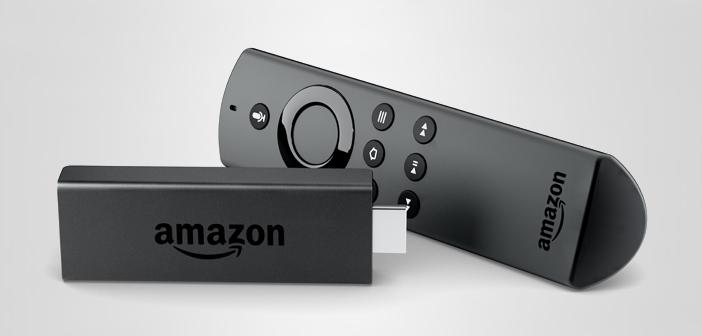 Amazon Fire TV Stick mit Alexa-Sprachsteuerung ab jetzt erhältlich