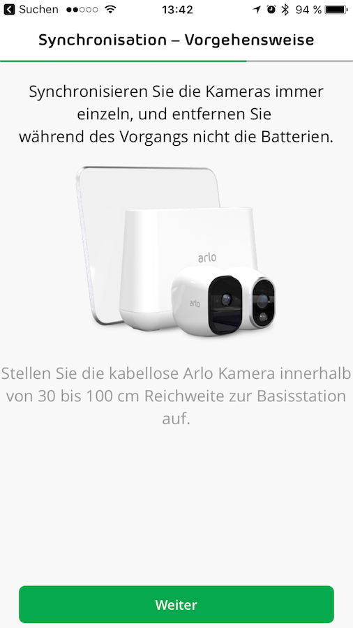 netgear arlo pro im test berwachungskamera mit akku. Black Bedroom Furniture Sets. Home Design Ideas