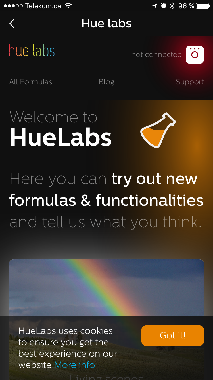 Philips Hue Labs
