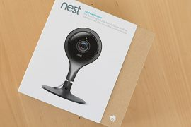 Testbericht Google Nest Indoor Kamera