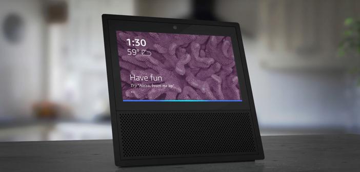Amazon Echo Show: Smart Speaker mit Display jetzt verfügbar