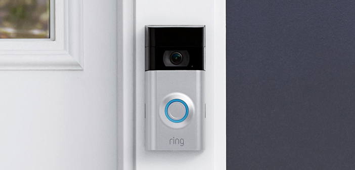 ring video doorbell 2 neue version der wlan t rklingel mit austauschbarem akku housecontrollers. Black Bedroom Furniture Sets. Home Design Ideas