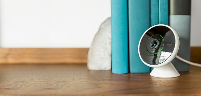 Logitech Circle Überwachungskameras sind jetzt mit Alexa kompatibel