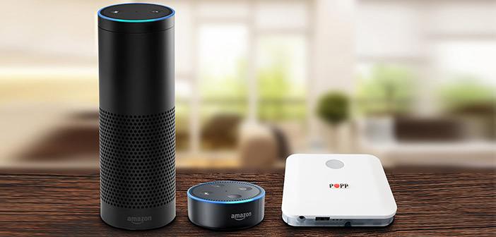 Z-Wave System Popp bekommt neue Optik und Amazon Alexa-Integration
