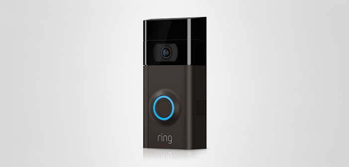 ring video doorbell 2 neue version der wlan t rklingel mit full hd aufl sung housecontrollers. Black Bedroom Furniture Sets. Home Design Ideas