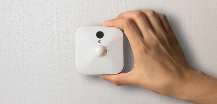Blink: Kabellose Überwachungskamera mit Batterien