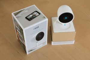 Nest Cam IQ Indoor-Kamera