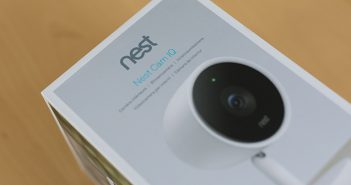 Nest Cam IQ Überwachungskamera