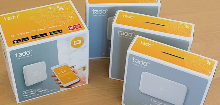 Tado Smartes Thermostat im Test