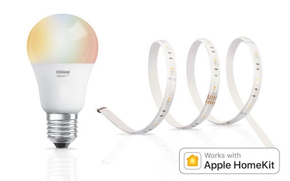 Osram Smart+ für Apple HomeKit