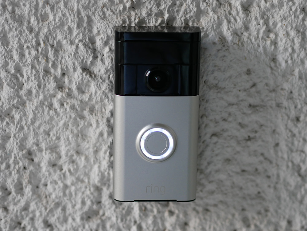 Ring Doorbell Test