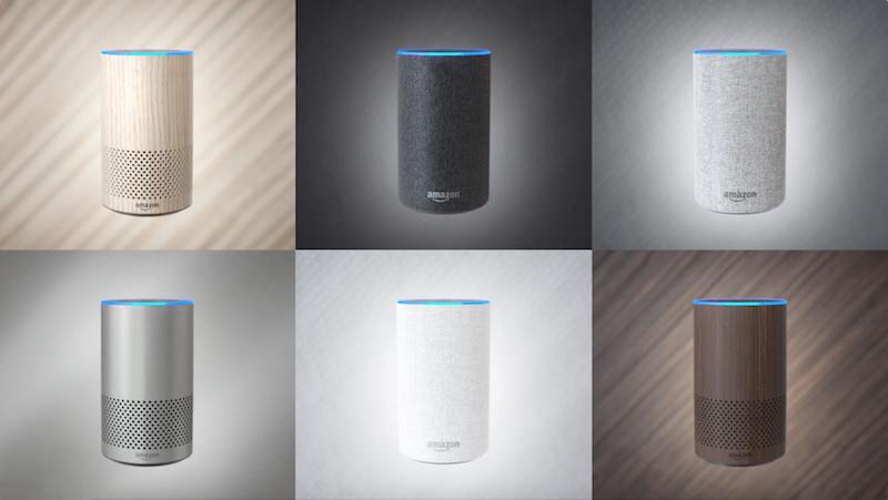 Amazon Echo 2. Generation (2017)