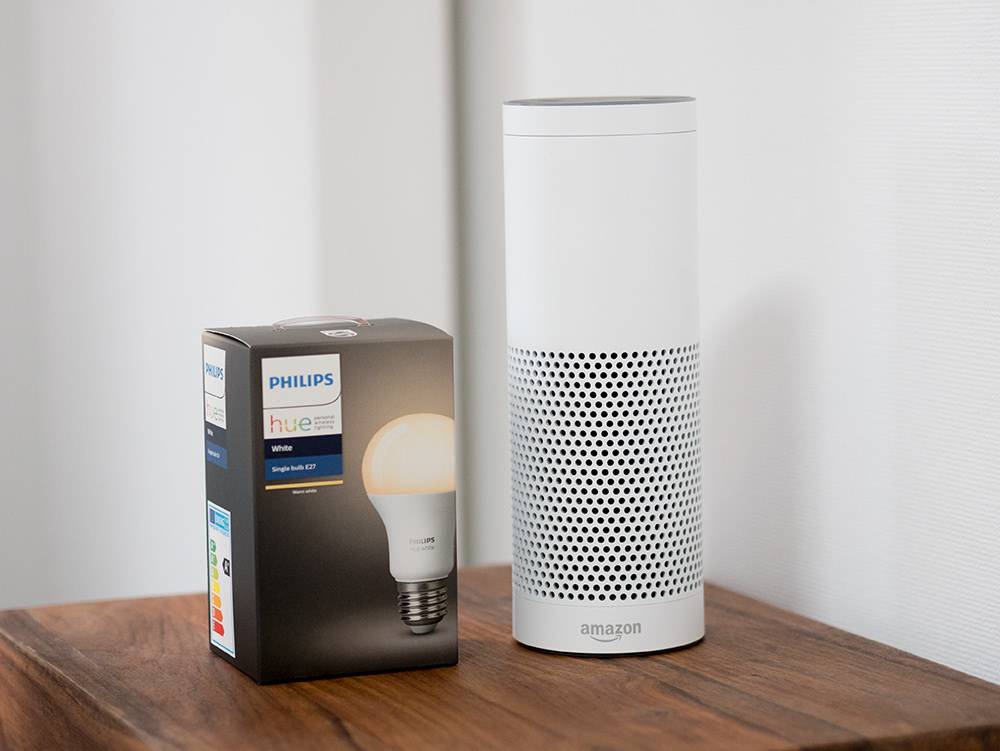 Amazon Echo Plus Lieferumfang