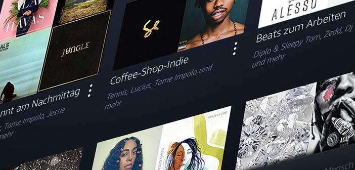 Amazon Music Unlimited: 3 Monate für 99 Cent