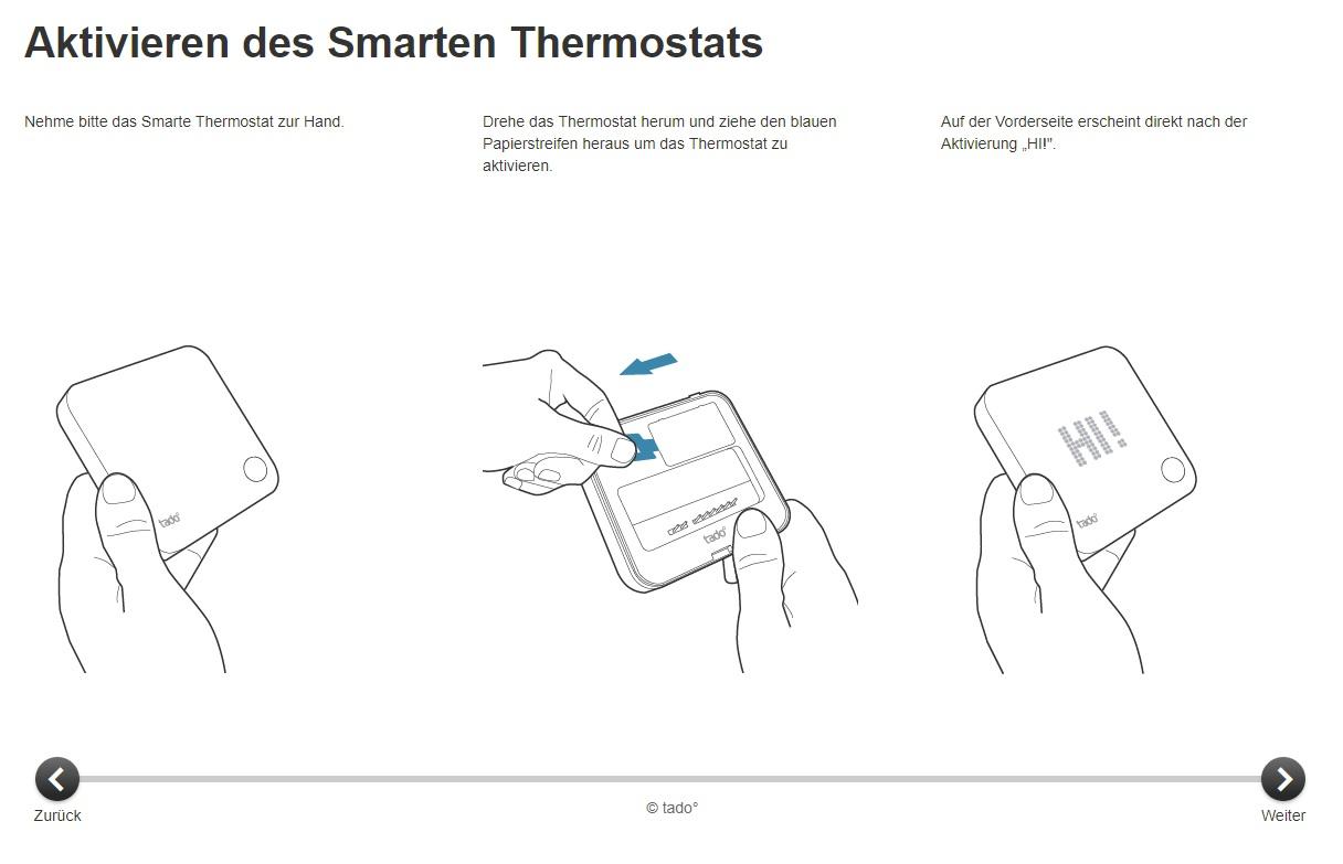 Wiring Diagram For Tado Thermostat Library Inbetriebnahme Raumthermostat