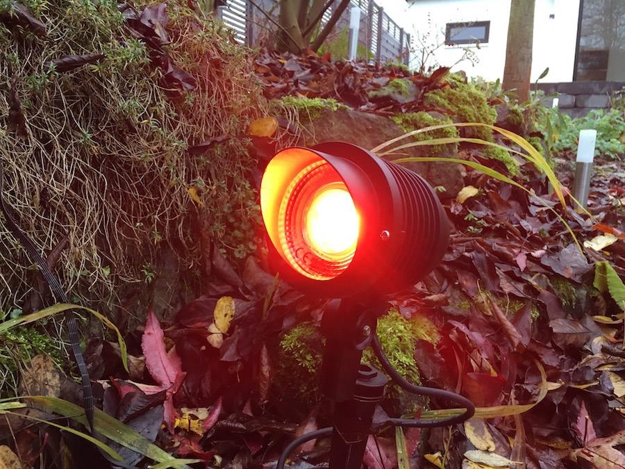 Gartenbeleuchtung für Philips Hue
