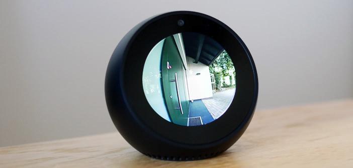 Amazon Echo Show Ring Door Bell
