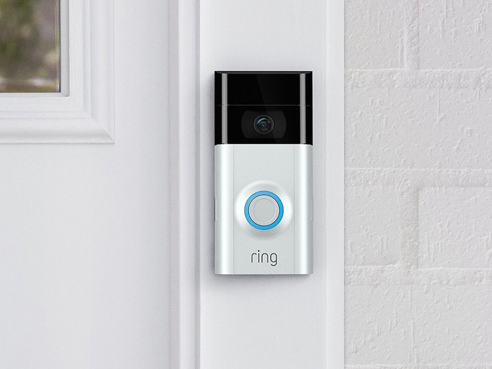 Smart Home Vergleich: Ring Video Türklingel