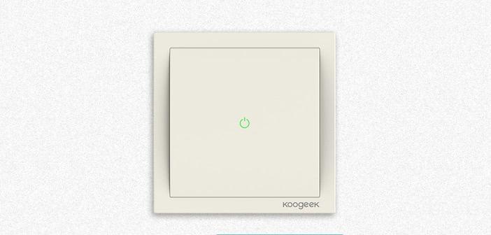 Koogeek: Drei neue Lichtschalter für Apple HomeKit ab jetzt im Handel