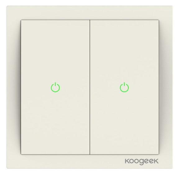 Lichtschalter für Apple HomeKit
