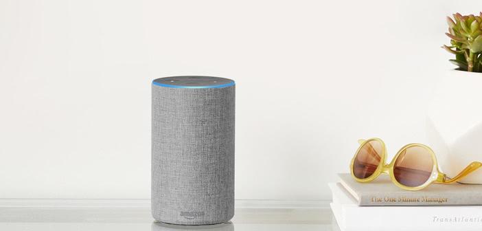 Amazon Alexa kann jetzt Stimmen unterscheiden