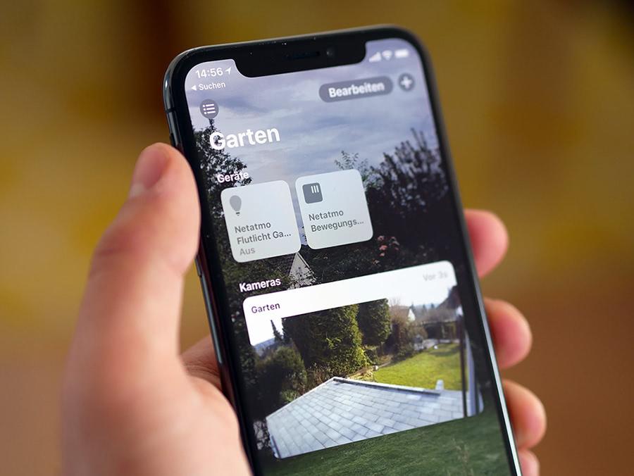 Smart Home Überwachungskamera