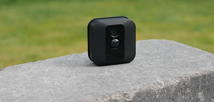 blink berwachungskamera mit kostenloser cloud im test. Black Bedroom Furniture Sets. Home Design Ideas