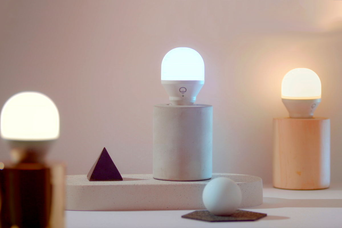 kompatibel mit alexa homekit und google assistant lifx mit neuen wlan gl hlampen. Black Bedroom Furniture Sets. Home Design Ideas