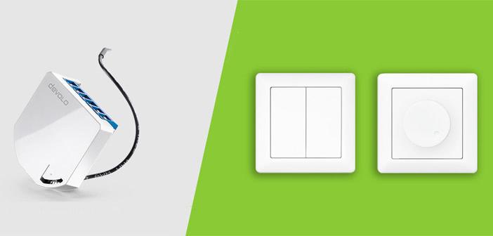 devolo home control neue unterputz komponenten f r das smart home system housecontrollers. Black Bedroom Furniture Sets. Home Design Ideas