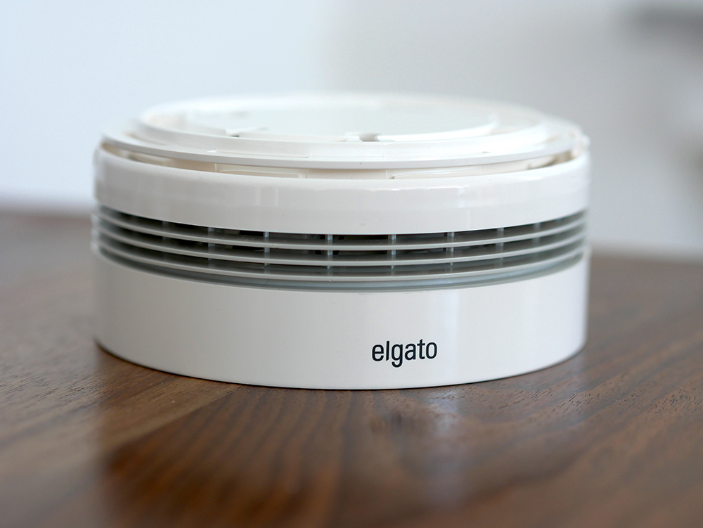 Elgato Eve Smoke HomeKit-Rauchmelder