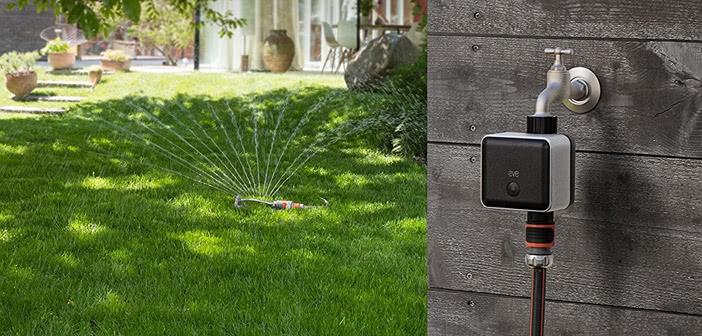 HomeKit-kompatible Gartenbewässerung Eve Aqua ab sofort vorbestellbar