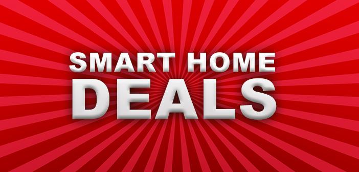 Smart Home Deals: Logitech Harmony, Rasenmähroboter und weitere Angebote