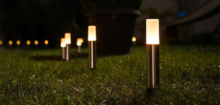 Osram Smart+: Günstige Alternative zur Philips Hue Gartenbeleuchtung