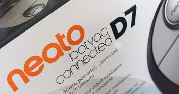 Neato D7 connected Saugroboter im Test