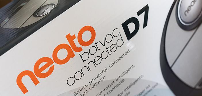 Neato Botvac D7 Connected im Test: Saugroboter mit App-Steuerung