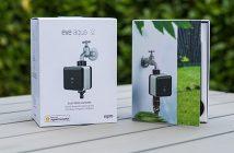Elgato Eve Aqua Homekit Gartenbewässerung im Test
