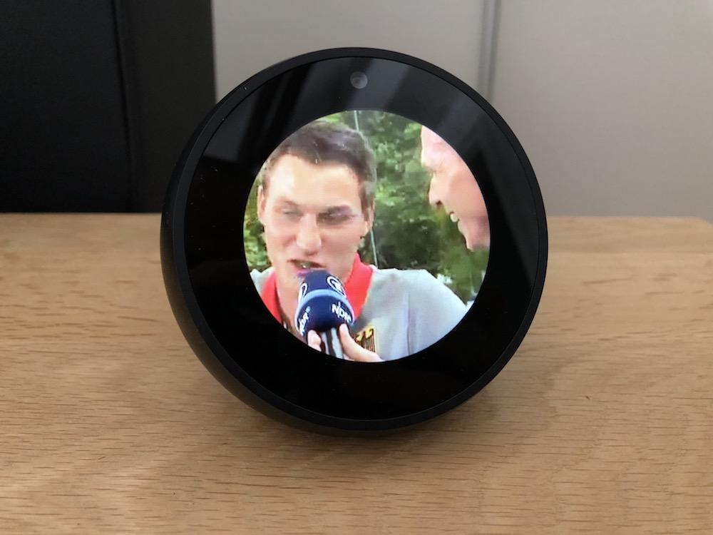 Skill: Mit Alexa Fernsehen gucken