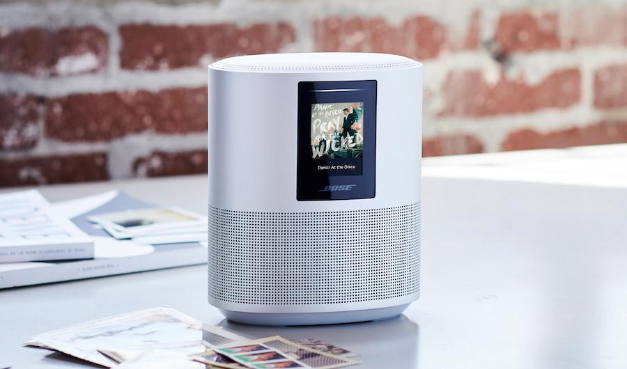 Bose Lautsprecher mit Alexa und AirPlay 2