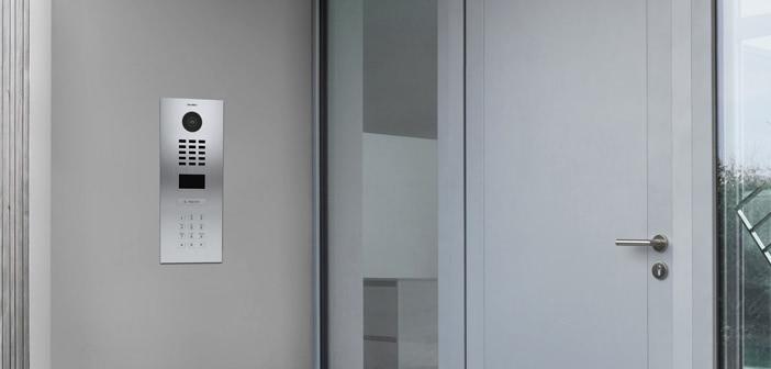 doorbird d2101kv neue video t rsprechanlage mit keypad housecontrollers. Black Bedroom Furniture Sets. Home Design Ideas
