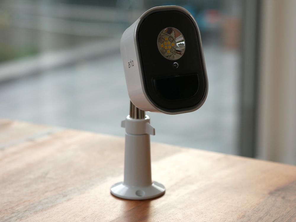 Arlo Security Light im Test