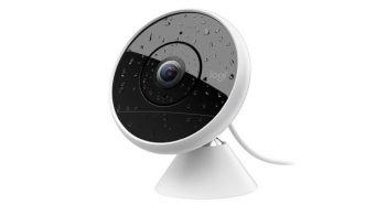 Smart Home Deal: WLAN-Überwachungskamera Logitech Circle 2 deutlich günstiger