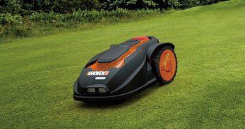 Smart Home Deal: Worx Landroid M1200i Mähroboter mit WLAN 30 Prozent günstiger