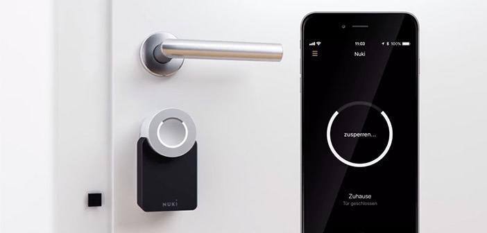 Nuki 2.0: Neue Version des Smart Lock unterstützt HomeKit und Zigbee