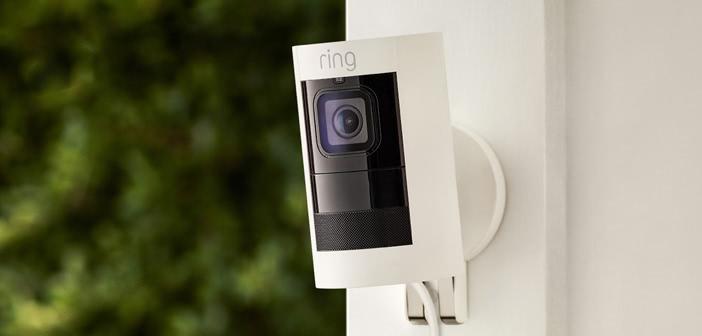 HD-Überwachungskameras: Ring Stick Up Cam ab sofort in Deutschland erhältlich