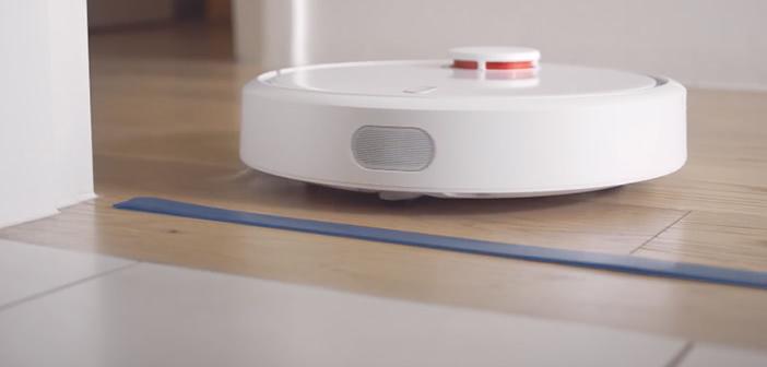 Smart Home Deal: Xiaomi Mi Robot Saugroboter mit App-Steuerung deutlich günstiger