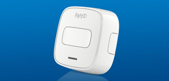 AVM erweitert Smart Home Portfolio: Funktaster Fritz!Dect 400 schaltet Funksteckdosen