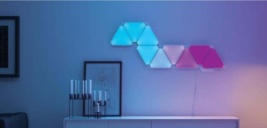 Smart Home Deal Nanoleaf Light Panels Heute 29 G 252 Nstiger