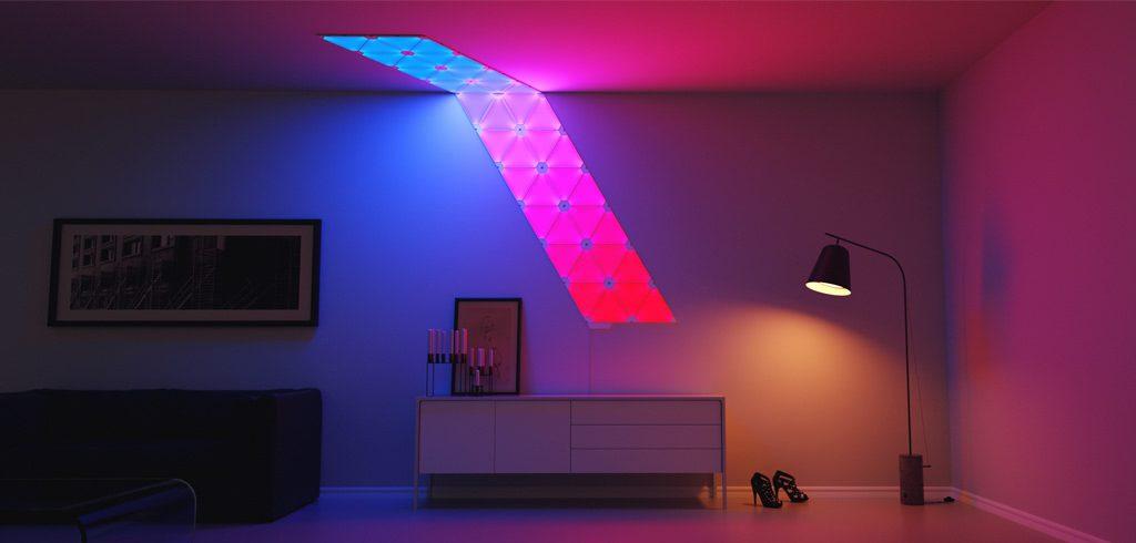 Wonderful Smart Home Beleuchtung Jenseits Von Philips Hue: LED Kacheln Und Eine  Lichtkugel