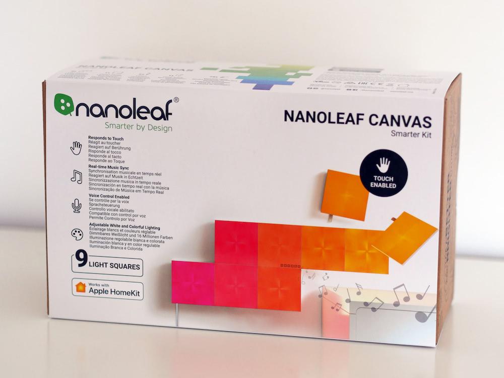 Nanoleaf Canvas Test