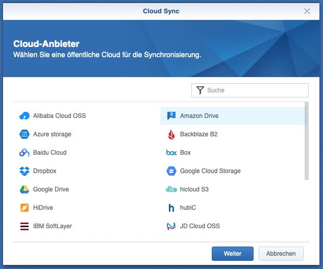 Tipp: Synology Diskstation und Amazon Prime Photos: Kostenloses Backup in der Cloud